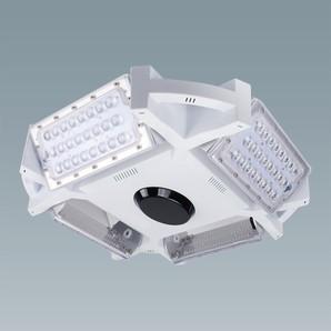 LED 高天井 ワイドモジュール 400w相当 (消費電力 100w) 耐塩害