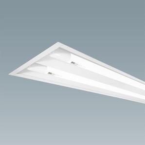 40形 LED蛍光灯 埋込 浅型 2灯式 ランプセット 19W